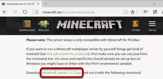 How to install Minecraft Server on Windows 10 - ServerMania