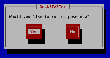 Run Docker Compose